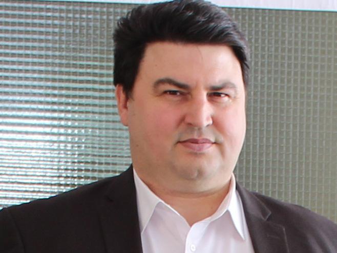 Бранислав Видић (Фото:Srpskainfo)