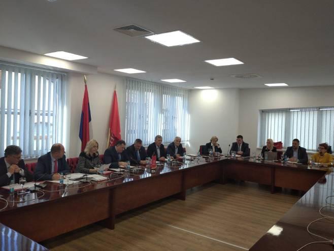 Извршни комитет СНСД-а (Фото: РТРС)