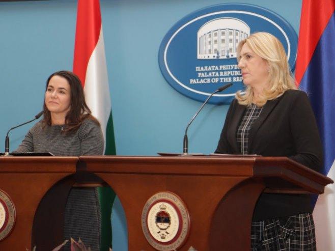 Cvijanović i Novak (Foto: RTRS)