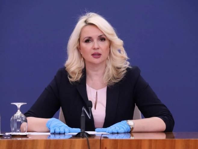 Kisić Tepavčević: Virus ima manju sposobnost da se umnožava