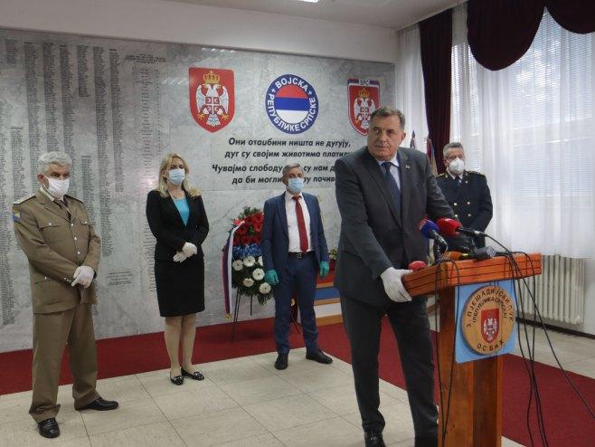 Милорад Додик - Фото: СРНА