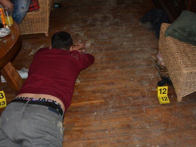 Бијељина: Хапшење (Фото: РТРС)