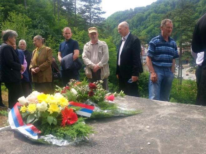 Сребреница - обиљежавање - Фото: РТРС