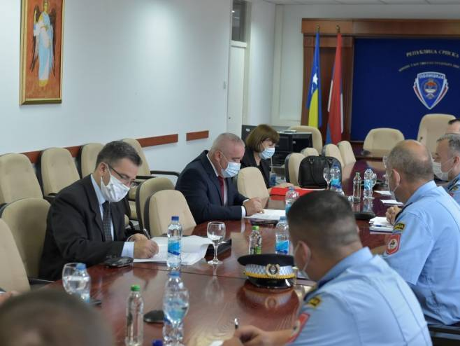 Koordinaciono tijelo za praćenje kretanja ilegalnih migranata - Foto: RTRS