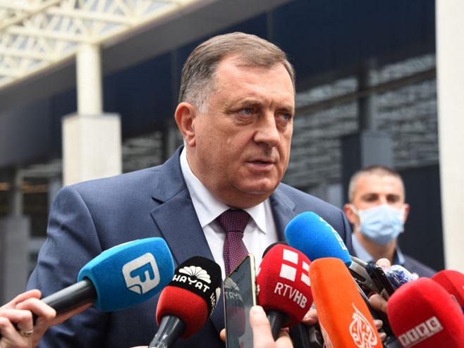 Милорад Додик (фото:M. KADRIĆ) -