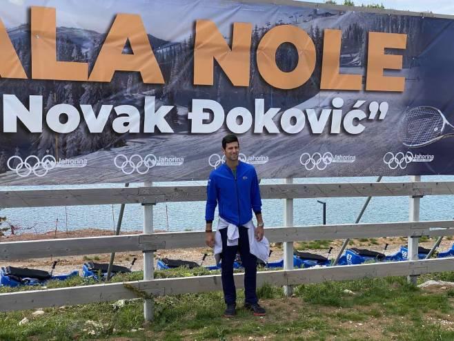 Новак Ђоковић (Фото: РТРС)