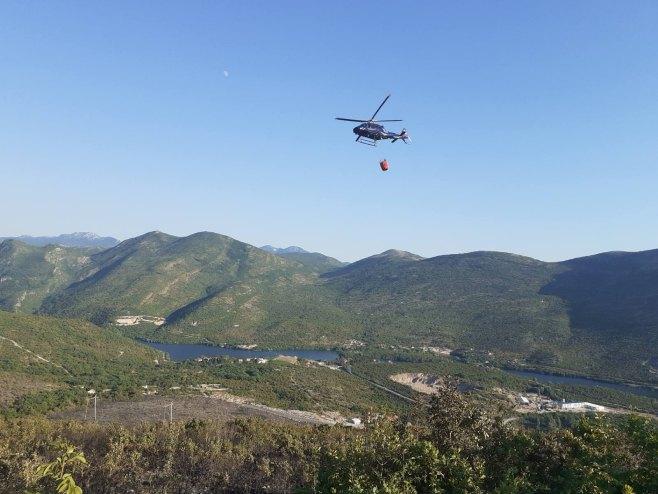 Trebinje-požari (Foto: RTRS)