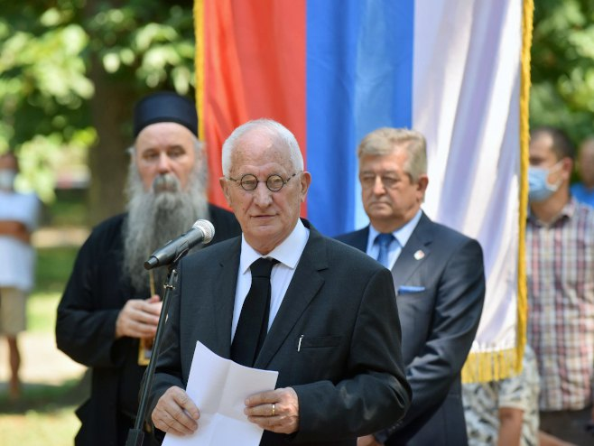 Matija Bećković, Foto: SRNA