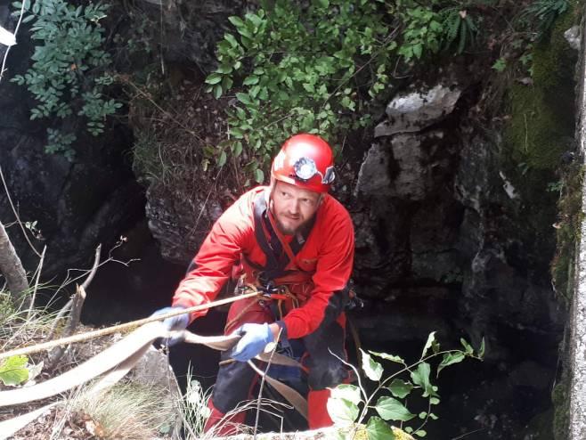 Obavljeno čišćenje Korićke jame, Foto: RTRS