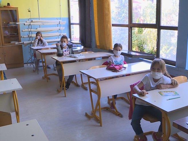 Učenici - Foto: RTRS