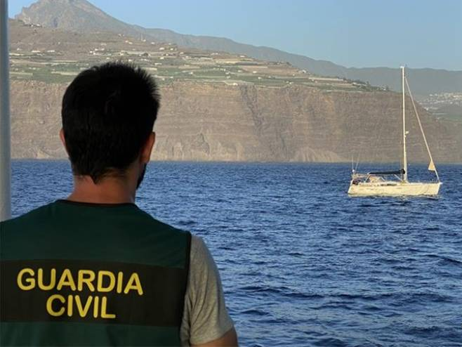 Zapljena kokaina (foto: Guardia Civil)