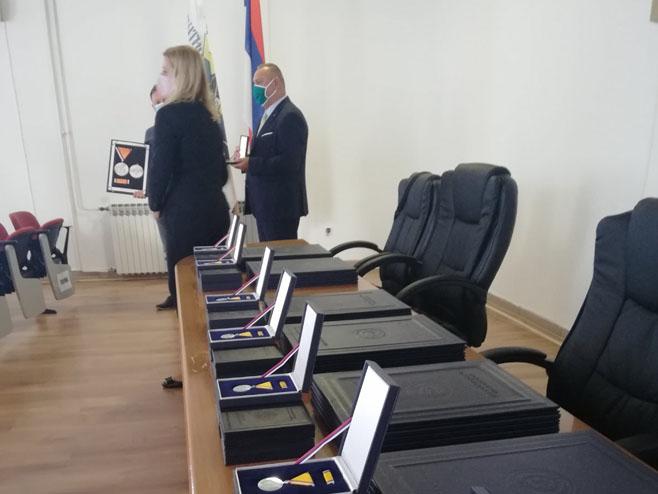 Козарска Дубица: Одликовања за 282 погинула борца ВРС