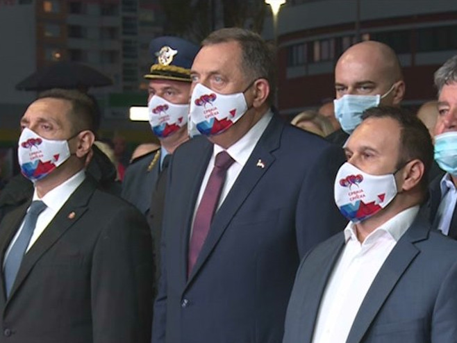 Istočno Novo Sarajevo - Milorad Dodik (foto: RTRS)