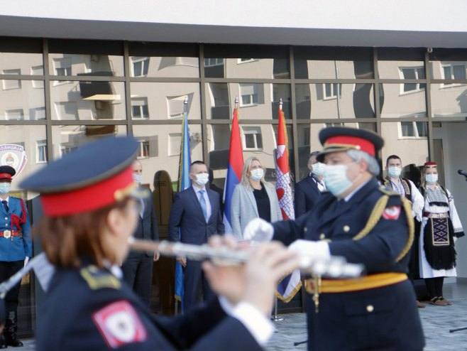 Отварање Полицијске станице Лауш (Фото: РТРС)