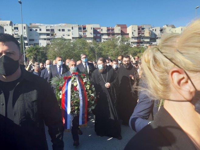 Dodiki i Vučić u Podgorici