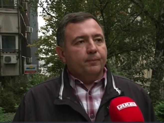 Dragomir Anđelković - Foto: RTRS