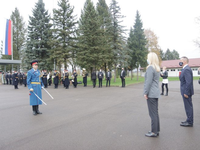 Početak obuke za policijske kadete (Foto: RTRS)