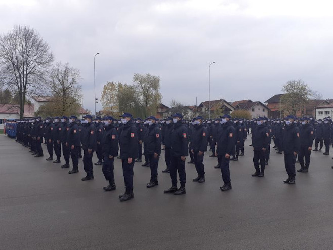 Početak obuke za policijske kadte (Foto: RTRS)