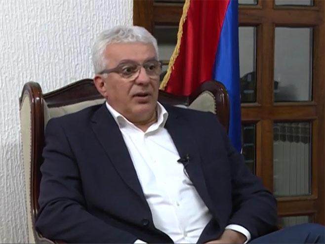 Andrija Mandić - Foto: RTRS