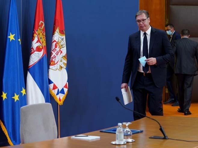 Aleksandar Vučić (foto:Tanjug/Arhiva) -