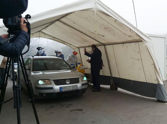 Dodik na Malti (foto: RTRS)