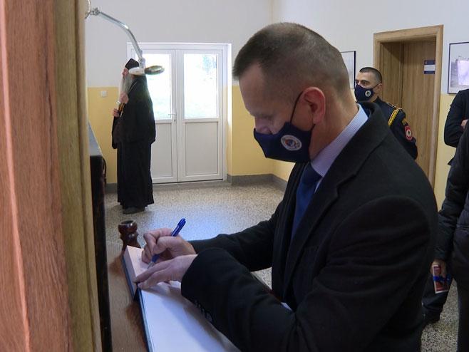Драган Лукач (Фото: РТРС)