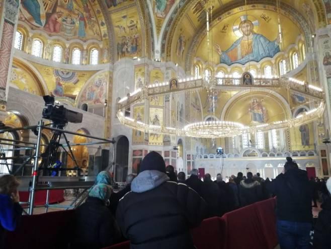 Hram Svetog Save (foto: D. B. M.)
