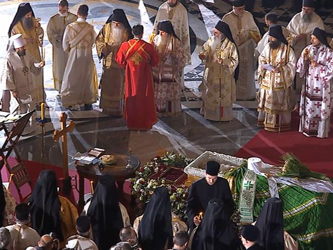 Hram Svetog Save - opijelo (foto: Screenshot/YouTube )