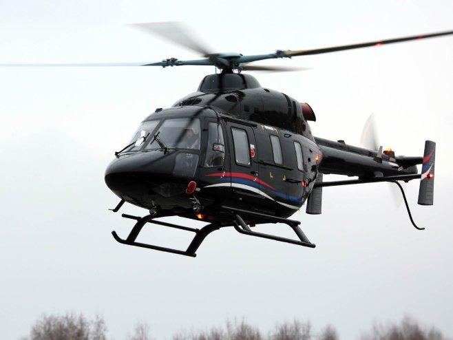 Руски хеликоптер (фото: Russian helicopters / Мedia release)