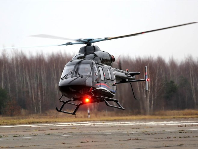 Ruski helikopter (foto: Russian helicopters / Media release)