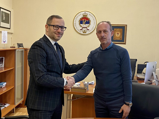 Дарко Томаш - Миленко Крајишник (Фото: РТРС)