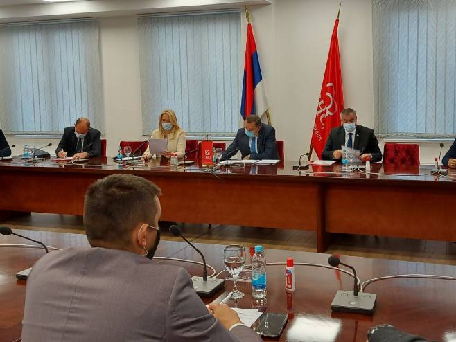 Извршни комитет СНСД-а (фото; РТРС)