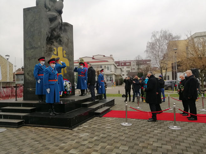 Brčko: Obilježavanje Dana Republike Srpske