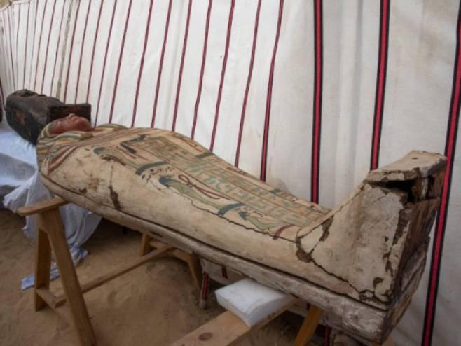 Мумије у Египту (Фото: Танјуг/АП)