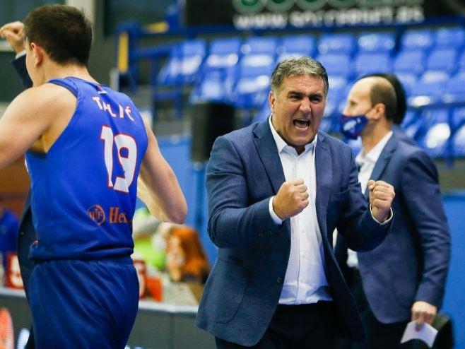 Dragan Bajić, KK Igokea (foto: Mega Soccerbet / Ivica Veselinov)