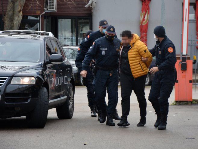 Hapšenja u Crnoj Gori (foto: twitter.com/PolicijaCG)