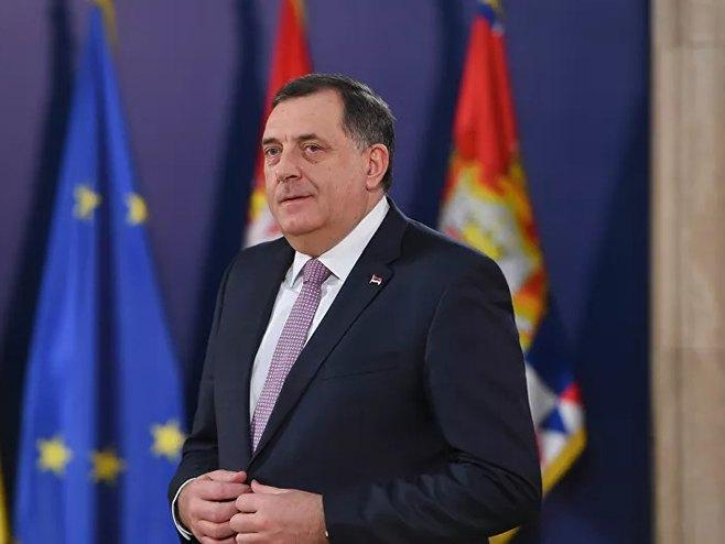 Milorad Dodik (Foto: Tanjug/DRAGAN KUJUNDZIC) -