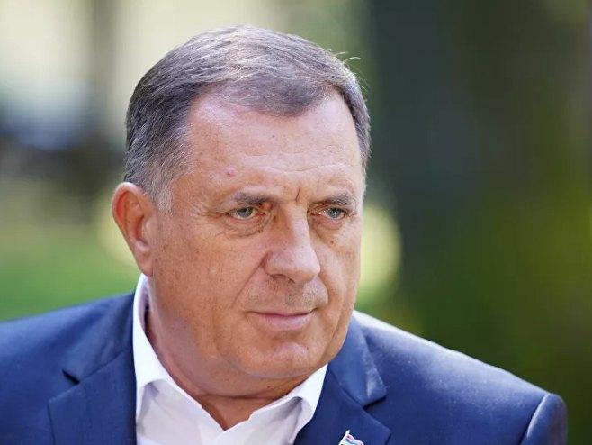 Milorad Dodik (Arhiv) - Foto: TANJUG