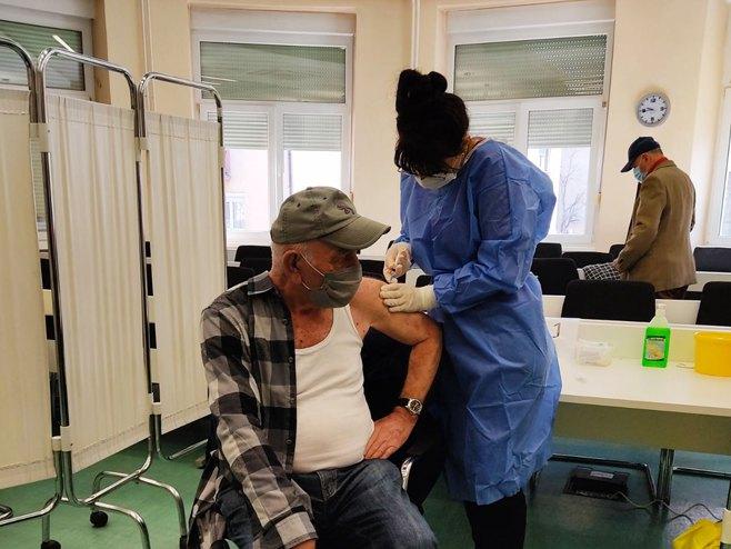 Banjaluka - vakcinacija