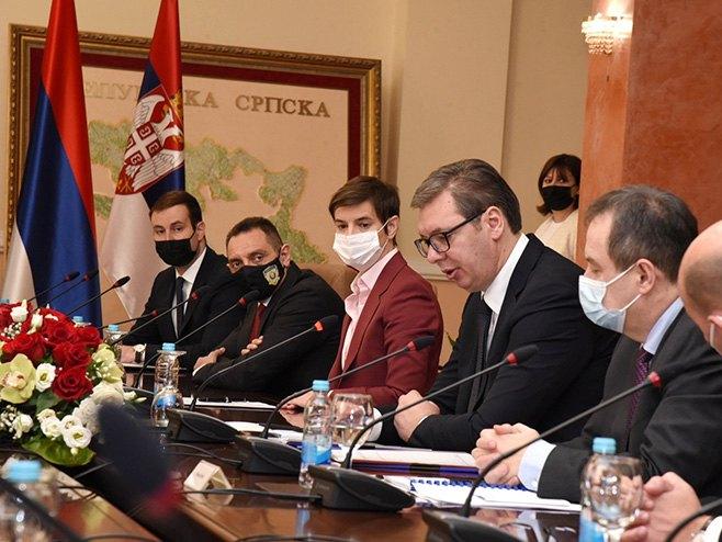 Делегација Србије у Бањалуци