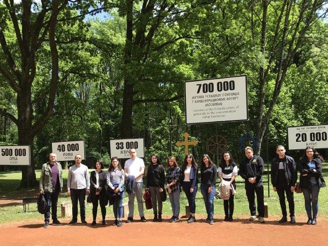 Stručna ekskurzija studenata istorije (foto: unibl.org)