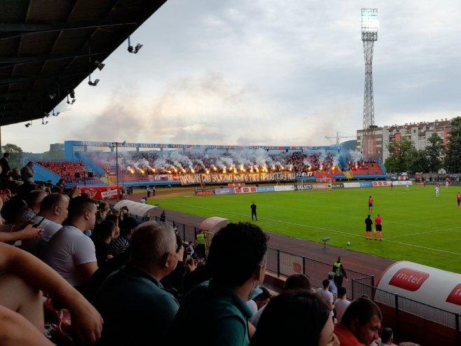Борац - Тузла Сити (Фото: РТРС)