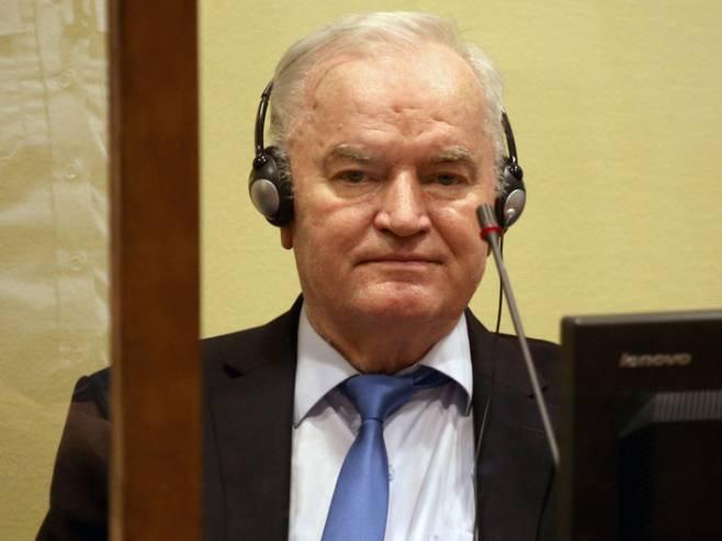 Ratko Mladić (Foto: UN-IRMCT/Leslie Hondebrink-Hermer) -