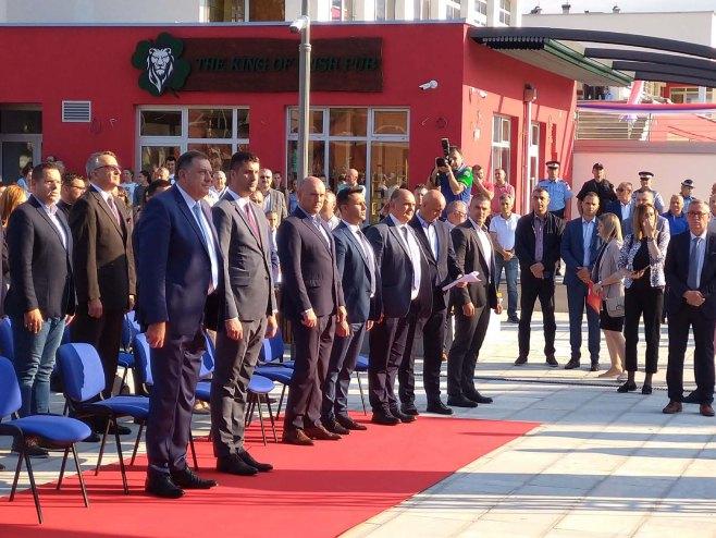 Милорад Додик на Академији у Источном Сарајеву (фото: СРНА)