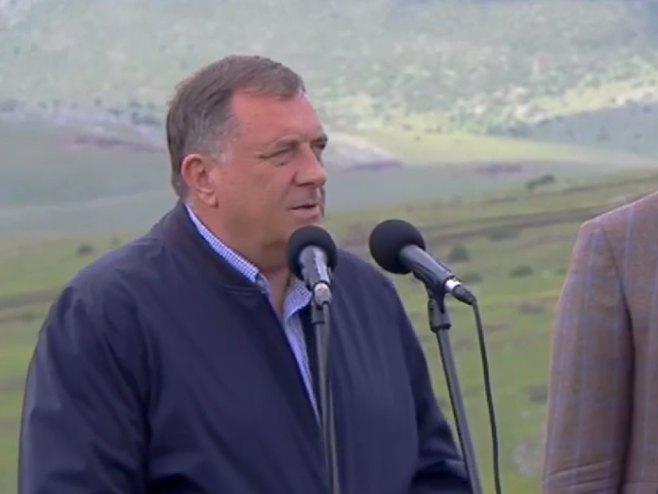 Milorad Dodik - Foto: RTS