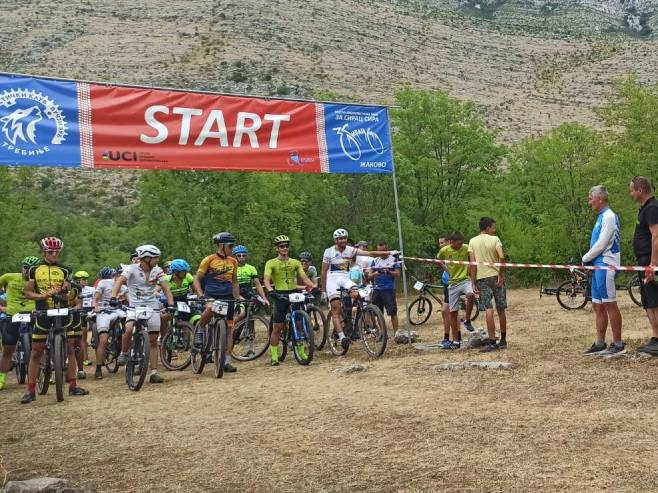 Start biciklističke trke