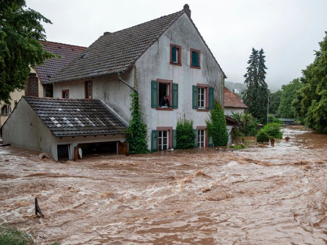 Poplave u Njemačkoj (Foto: topmostpopular.com)