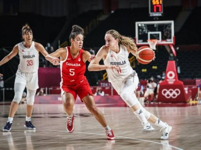 Košarkašice Srbije (Foto:: FIBA) -