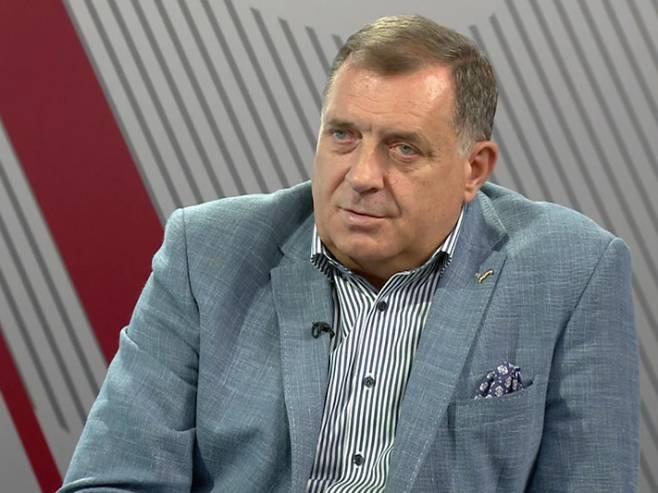 Milorad Dodik (Foto: ATV) -