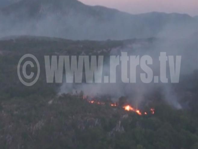 Пожар код Вишеграда